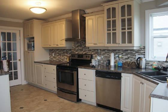 Halifax house painters 902 401 3559 for Kitchen cabinets halifax